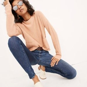 """MADEWELL 8"""" Skinny Jeans Ames Wash {P35}"""